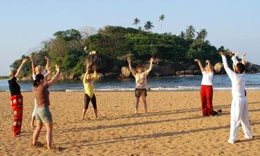 Lanka Princess Hotel Meditationsinsel