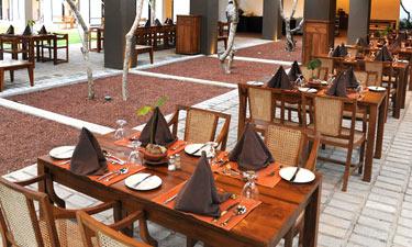 Heritance Ayurveda Maha Gedara Restaurant
