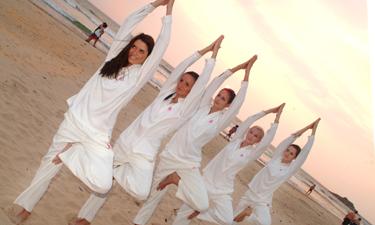 Heritance Ayurveda Maha Gedara Yoga