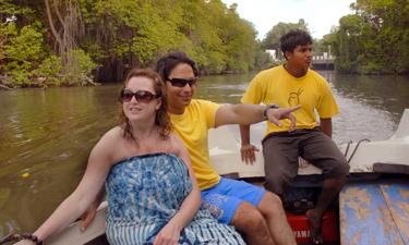 Muthumuni River Resort Bootsausflug