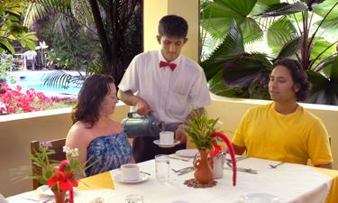 Muthumuni River Resort Restaurant