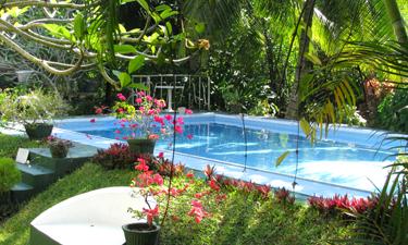 Muthumuni River Resort Pool