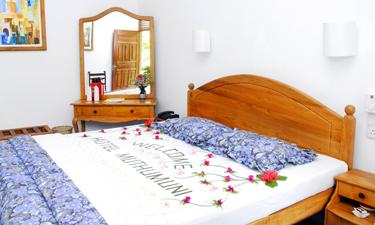 Muthumuni River Resort Zimmer
