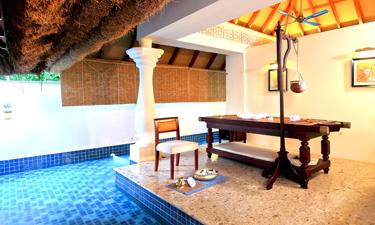 Carnoustie Ayurveda Resort Therapiezentrum