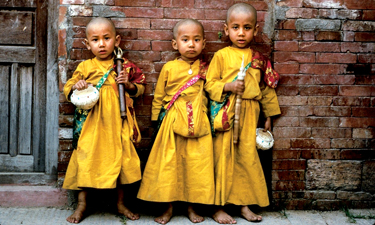 Indien, Bhutan und Nepal Reise BH-08