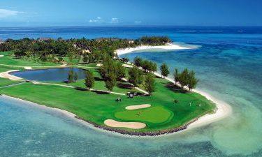 Paradis Beachcomber Golf Platz