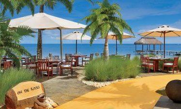 The Oberoi Mauritius Restaurant