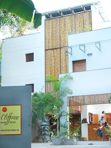 Cliff View Ayurveda Retreat Preise
