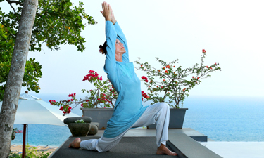 Cliff View Ayurveda Retreat Yoga und Meditation