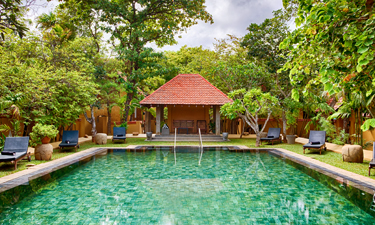 Jetwing Ayurveda Pavilions Pool