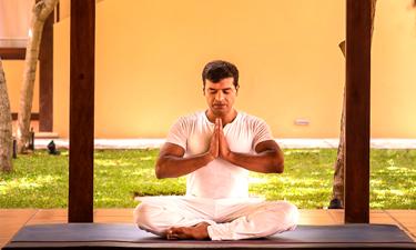 Jetwing Ayurveda Pavilions Yoga